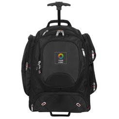 Elleven™ Wheeled Checkpoint-Friendly Compu-Backpack