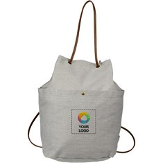 Field & Co.® Harper Cotton Canvas Drawstring Backpack