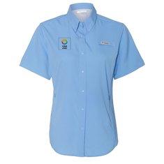 Columbia® Women's Tamiami™ II Short Sleeve Shirt