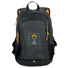 Case Logic™ Ibira Geborduurde 15,6 Inch Laptop- en Tabletrugzak