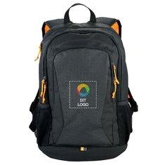 """Case Logic™ Ibira rygsæk til 15,6"""" bærbare computere og tablets med broderi"""