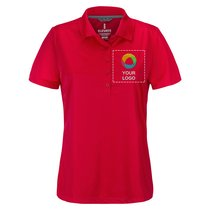 Elevate Ladies Dade Short Sleeve Polo Shirt