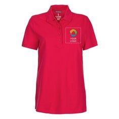 Elevate Ladies Belmont Short Sleeve Polo Shirt