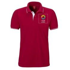 Scott Men's Tipped Polo T Shirt