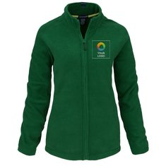 Gambela Women's Microfleece Full Zip Jacket