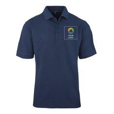 Madera Men's Short Sleeve Polo Shirt