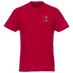 Elevate™ Jade gerecycled heren-T-shirt met korte mouwen