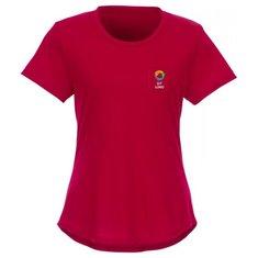 Elevate™ Jade kortærmet T-shirt af genbrugsmateriale til kvinder
