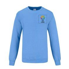 Gildan® Heavy Blend™ Sweatshirt mit Rundhalsausschnitt