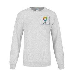Gildan® Heavy Blend™ Sweater met ronde hals