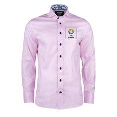 J. Harvest & Frost Purple Bow 145 Regular skjorta