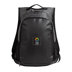 Two-Tone Computer Backpack