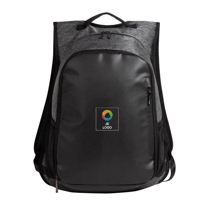 Computerrugzak in twee kleuren (Exclusief voor Promotique™)