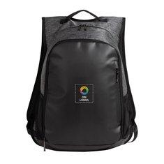 Tvåtonad datorryggsäck (Endast hos Promotique™)
