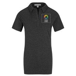 Port Authority® Ladies Meridian Cotton Blend Polo Shirt