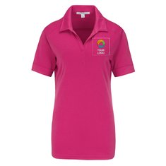 Port Authority® Ladies Silk Touch™ Interlock Performance Polo Shirt