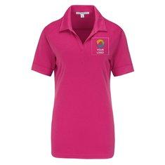 Port Authority® Ladies Silk Touch™ Interlock Performance Polo Shirt