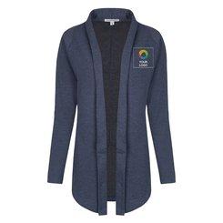 Port Authority® Ladies Interlock Cardigan Polo Shirt