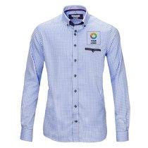 Purple Bow 41 Regular Fit Men's Shirt