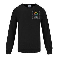 Gildan® Heavy Blend™ Kids Sweatshirt mit Rundhalsausschnitt