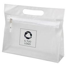 Beauty case trasparente in PVC Paulo Bullet™