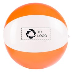 Balón de playa liso/transparente Bondi de Bullet™