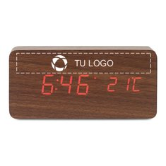 Reloj LED Buenos Aires