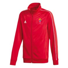 "adidas® Kids Polyester Jacket ""Core 18"""
