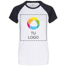 Camiseta de manga corta Milky de Sol's® para mujer