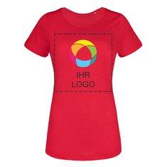 Damen-T-Shirt Slub von B&C™