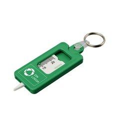 Bullet™ Kym nyckelring med mönsterdjupsmätare