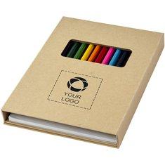Boîte de coloriage Pablo de Bullet™