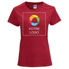 T-shirt femme en coton biologique Retail Starworld™