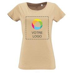 T-shirt femme Milo de Sol's®