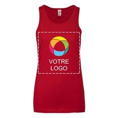 T-shirt femme Justin de Sol's®