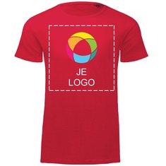 B&C™ Slub Heren-T-shirt