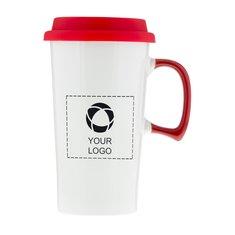 Mambo 17-Ounce Ceramic Mug