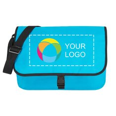 Bullet™ Omaha Full Colour Transfer Shoulder Bag