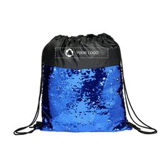 Bullet™ Mermaid Sequin Drawstring Backpack