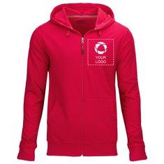 Slazenger™ Open Full Zip Hooded Sweater