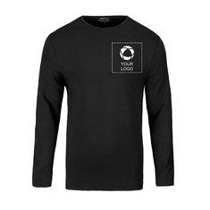Slazenger™ Curve Heren T-Shirt met Lange Mouwen
