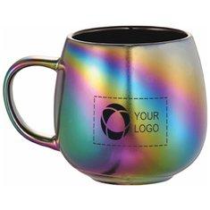 Iridescent Ceramic Mug 15oz