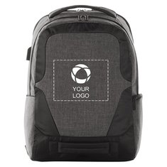"Avenue™ Overland 17"" TSA Computer Backpack with USB Port"