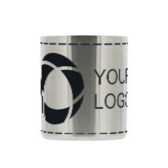 Isolating Carabiner Mug