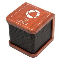 Altavoz de madera con Bluetooth® Seneca de Avenue™