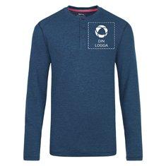 Slazenger™ Touch långärmad skjorta i herrmodell