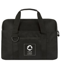 Tuck Computer Briefcase With Laptop Sleeve