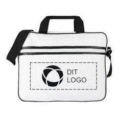 """Knoxville 15,6"""" konferencetaske til bærbar med enkeltfarvetryk"""