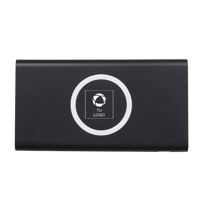 Batería externa inalámbrica de 4000 mAh Parallax de Avenue™