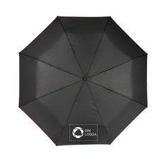 Avenue™ Stark-mini vikbart 21 tum stort paraply med automatisk öppning/stängning